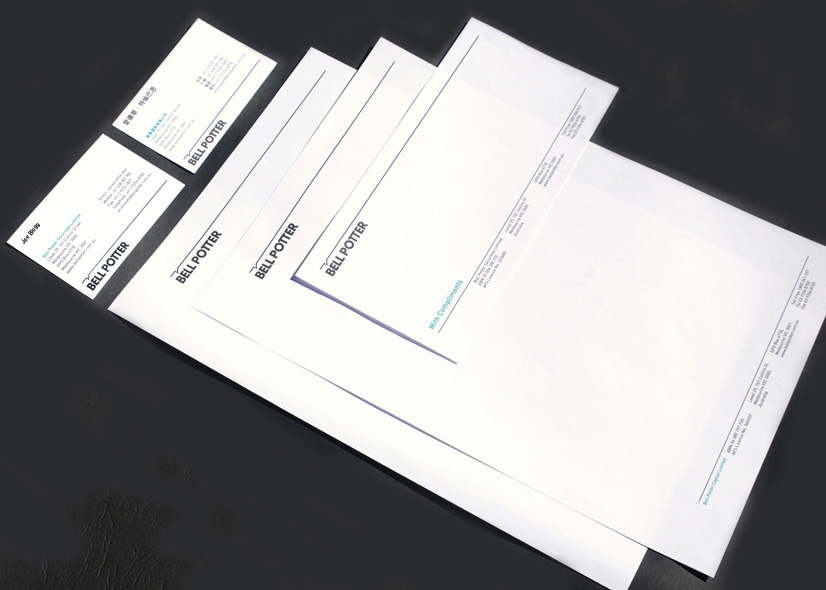 corporate stationary from corporate Australia's printing specialist